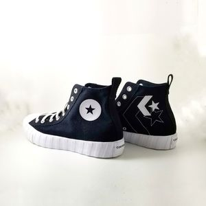 Converse all star thick sole